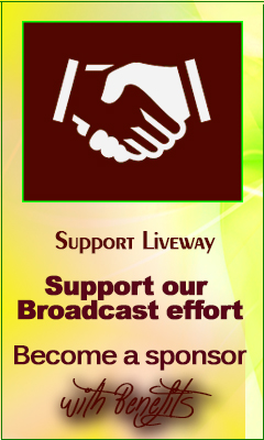 Support Liveway Radio with your substance
